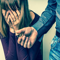 Morristown divorce lawyers advise clients to be discreet when revealing their divorce.
