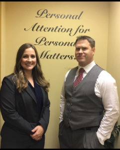 Attorneys Mark T. Gabriel and Sara E. Kucsan will handle the adoption proceedings for the case pro bono.