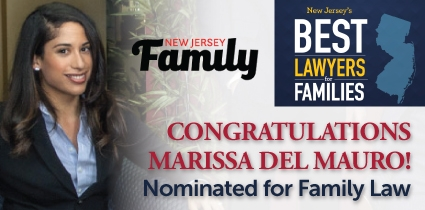 Somerville family law lawyer of Lyons & Associates named on of NJ best lawyers for families for 2019.