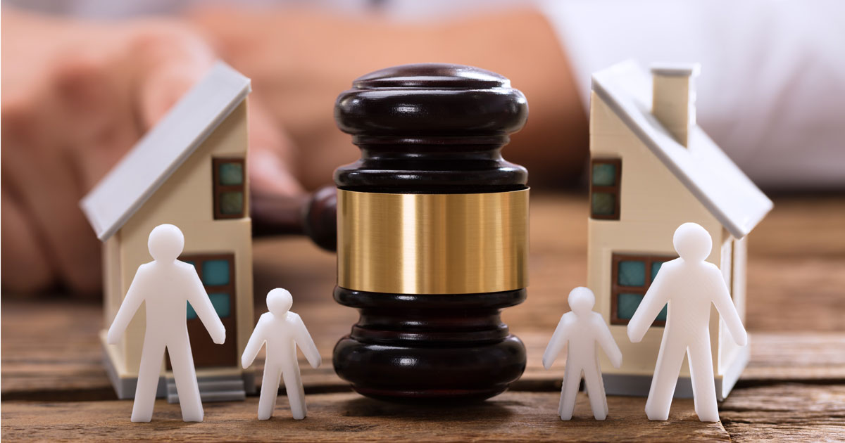 How Divorce Impacts the Marital Home