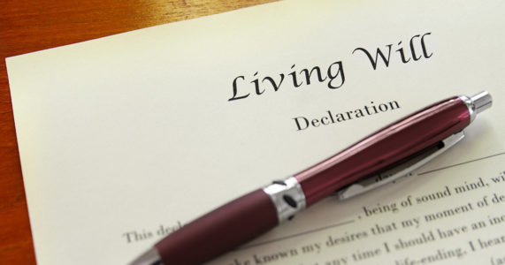 Living Will Paperwork